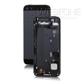 Iphone 5S - Capa traseira completa montagem Preta
