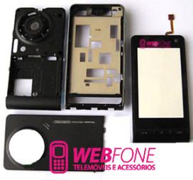 Capa LG KU990 + Touchscreen