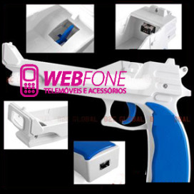 Pistola WII Branco