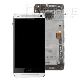 Display HTC One M7 Mini BRANCO