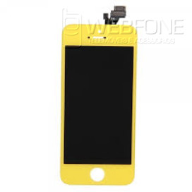 Display Iphone 5 Amarelo