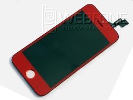 Display Iphone 5 Vermelho