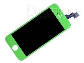 Display LCD Iphone 5S Verde