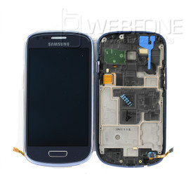 Samsung S3 mini i8190 Lcd + Touch Azul