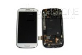 Samsung i9300 Galaxy S3 LCD + Touch Branco Original