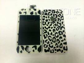 Display + Back cover Zebra