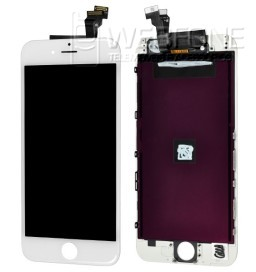 Iphone 6 - LCD Digitalizador com frame Branco