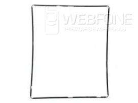 Ipad 4 - Quadro plastico LCD Preto