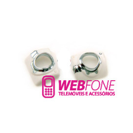 Bot�o Auricular iPhone 3G e 3GS Branco