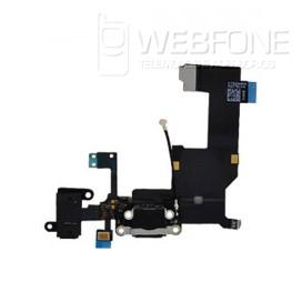 Iphone 5G - Doca de carregamento OEM Preta