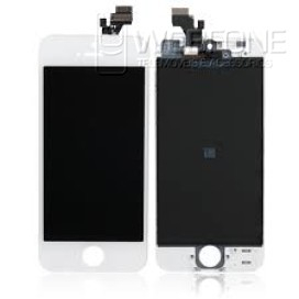 Iphone 5G - LCD Digitalizador Original Branco