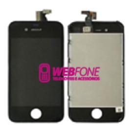 iPhone 4 Display + Touchcreen Preto