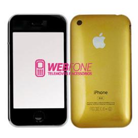 Capa Iphone 3g Gold