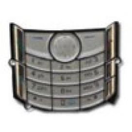 Teclado Nokia 6680 Cinza