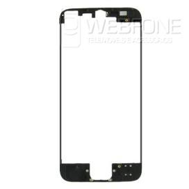 Iphone 5S - Quadro plastico LCD Preto
