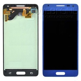 Full Front LCD + Front Glass Digitizer  Alpha G850F Azul