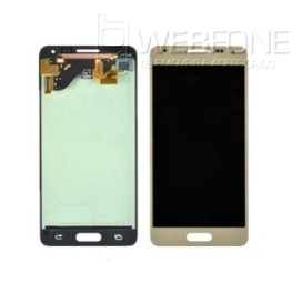 Full Front LCD + Front Glass Digitizer Alpha G850F Gold