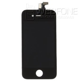 Iphone 4G - LCD Digitalizador Preto (original remaded)