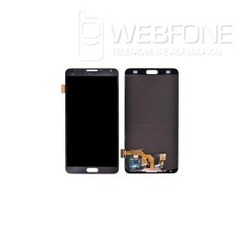 Full Front LCD + Front Glass Digitizer com Frame  Samsung Note 3