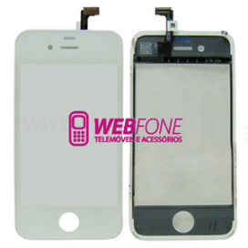 iPhone 4 Display + Touchcreen Branco
