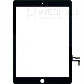 Ipad Air - Front Glass Digitizer com 3M Adhesive Preto