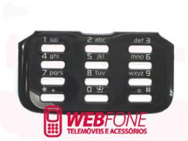 Marco Teclado Nokia N82 Preto
