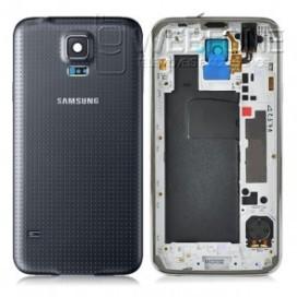 Samsung S5 - Quadro m�dio chassis completa Cinza