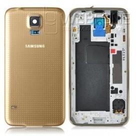 Samsung S5 - Quadro m�dio chassis completa Dourado