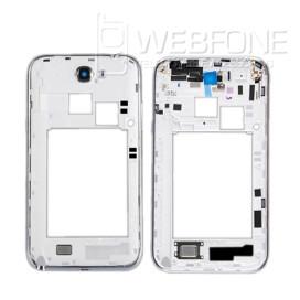 Samsung Note 2 - Quadro m�dio chassis Branco