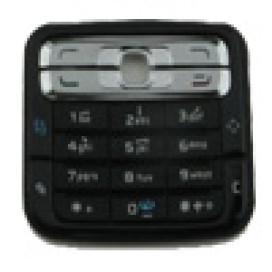 Teclado Nokia N73 Black Edition