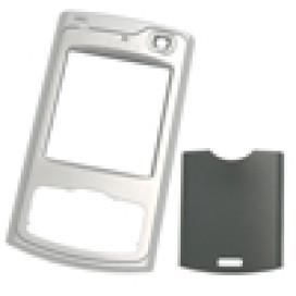 Capa Nokia N80 Cinza