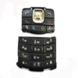 Teclado Nokia N80 Black Edition