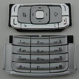Teclado Nokia N95 Cinza