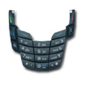 Teclado Nokia 6600 Black Edtion
