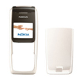 Capa Nokia 2310 Branco