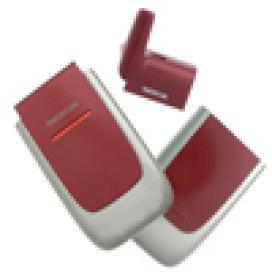 Capa Nokia 6060 Vermelho