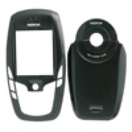 Capa Nokia 6600 Black Edition