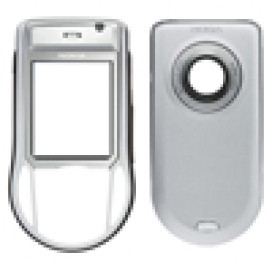 Capa Nokia 6630 Cinza