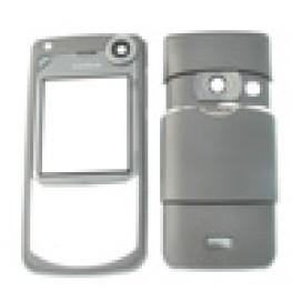 Capa Nokia 6680 Cinza  *