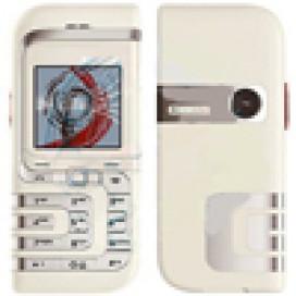Capa Nokia 7260 Branco