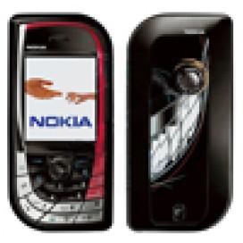 Capa Nokia 7610 Preto