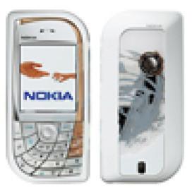 Capa Nokia 7610 Branco