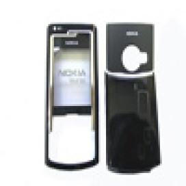 Capa Nokia N72 Preto