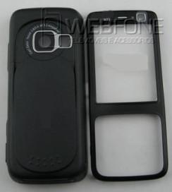 Capa Nokia N73 Completa Preto