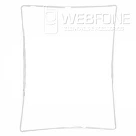 Ipad 3 - Quadro plastico LCD Branco
