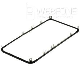 Iphone 4G - Quadro plastico LCD Preto