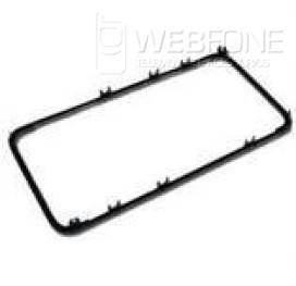 Iphone 4S - Quadro plastico LCD Preto