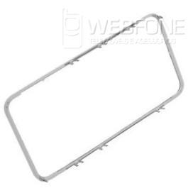 Iphone 4S - Quadro plastico LCD Branco