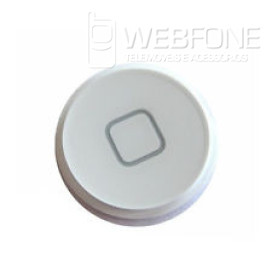 Ipad 3 - Plastico bot�o Home Branco
