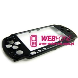 Capa Frontal PSP 3000 Preto